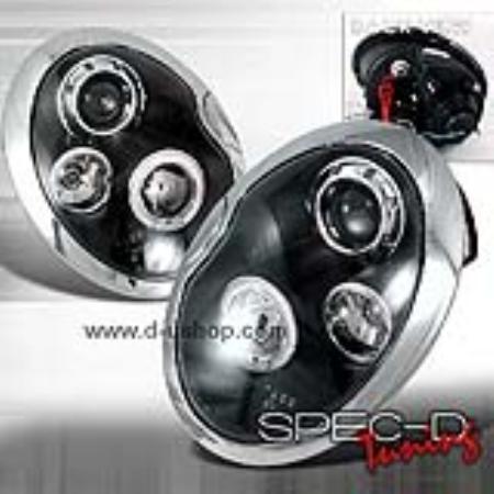 โคมไฟหน้า MINI 02-10 Eagle Eye 00018