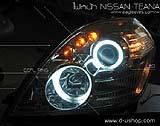 โคมไฟหน้า NISSAN TEANA 0004
