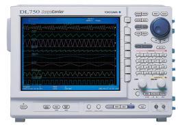 เครื่องวัดคลื่นไฟฟ้า DL750/DL750P ScopeCorder