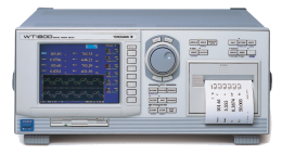 เครื่องวัดคลื่นไฟฟ้า WT1600