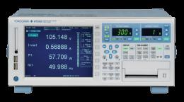 เครื่องวัดคลื่นไฟฟ้า WT3000