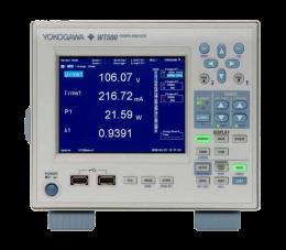 เครื่องวัดคลื่นไฟฟ้า WT500