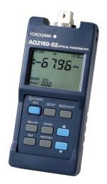 เครื่องวิเคราะห์สัญญาณแสง AQ2160-02