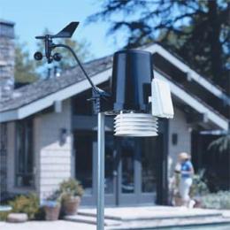 สถานีวัดสภาพอากาศ 100-6152C Davis Vantage Pro2