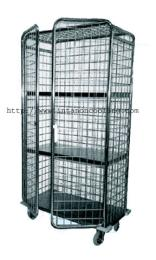 ตู้เข็นเก็บของสเตนเลส ITN 301