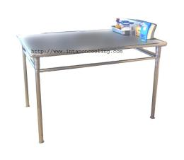 โต๊ะสเตนเลส