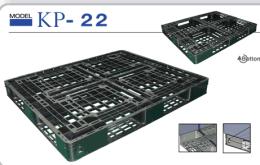 พาเลทพลาสติก KP-22