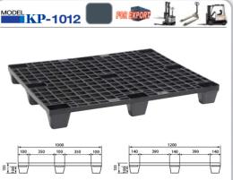 พาเลทพลาสติก KP-1012