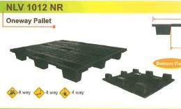 พาเลทพลาสติก NLV 1012 NR