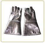 ถุงมือ ALUMINIZED ป้องกันความร้อน รุ่น HG-AL2