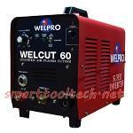 เครื่องตัดพลาสม่า ยี่ห้อ WELPRO รุ่น WELCUT 60
