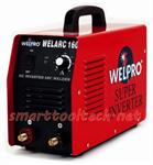 เครื่องเชื่อม MMA รุ่น WELARC160 Welpro
