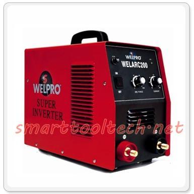 เครื่องเชื่อม MMA รุ่น WELARC 200 Welpro