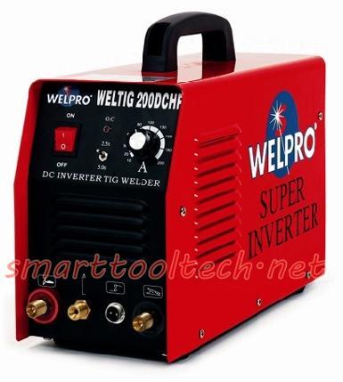 เครื่องเชื่อม TIGS รุ่น Weltig 200 Welpro