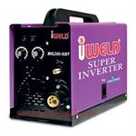 ตู้เชื่อมไฟฟ้ารุ่น MIG 200 IWELD