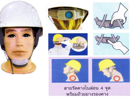 หมวกนิรภัย ABS-FIBER รุ่น XT-09