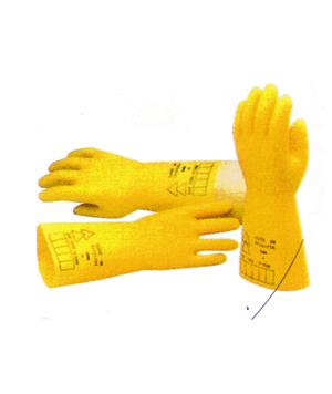 ถุงมือยางปัองกันไฟฟ้าแรงสูง  REGELTEX