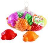 ลูกบอลเต่าคละสี ( 12 ลูก )