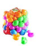 ลูกบอลเป็ดคละสี ( 80 ลูก )