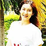 เสื้อยืดคอกลม สีขาว A013