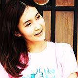 เสื้อยืดคอกลม สีชมพู A011