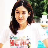 เสื้อยืดคอกลม สีขาว สภากาชาดไทย A010