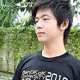 เสื้อยืดคอกลม สีดำ ผู้ชาย A003