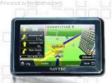 ระบบนำทาง GPS Navigator 4.3 รุ่น NT415