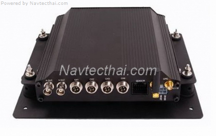 กล่องบันทึกข้อมูล MOBILE DVR รุ่น KAR-401