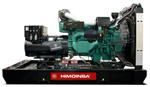 เครื่องกำเนิดไฟฟ้า HIMOINSA ร่น HVW Series  ขนาด 200kVA-637kVA 50Hz