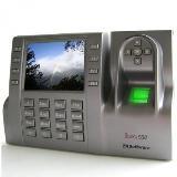 เครื่องสแกนลายนิ้วมือ ZkSoftware iClock 580