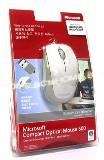 เมาส์ Compact Optical Mouse 500-WH