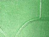 กระจกลายผ้าสีเขียว