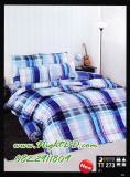 ผ้าปูที่นอน TOTO ผ้าห่ม ผ้านวม สก็อตสีฟ้า รหัสT273