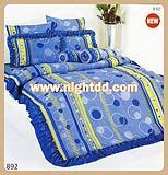 ผ้าปูที่นอนชุดเครื่องนอนโตโต้เเคร์ CARE 892