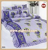 ผ้าปูที่นอน ชุดเครื่องนอนโตโต้เเคร์ CARE 886