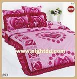 ผ้าปูที่นอน ชุดเครื่องนอนโตโต้เเคร์ CARE 893