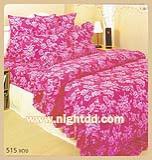 ผ้าปูที่นอน ชุดเครื่องนอนโตโต้เเคร์ CARE 515 เเดง