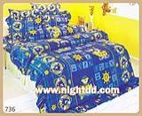 ผ้าปูที่นอน ชุดเครื่องนอนโตโต้เเคร์ CARE 736