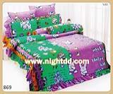 ผ้าปูที่นอน ชุดเครื่องนอนโตโต้เเคร์ CARE 869