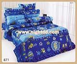 ผ้าปูที่นอน ชุดเครื่องนอนโตโต้เเคร์ CARE 871