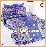 ผ้าปูที่นอน ชุดเครื่องนอนโตโต้เเคร์ CARE 881