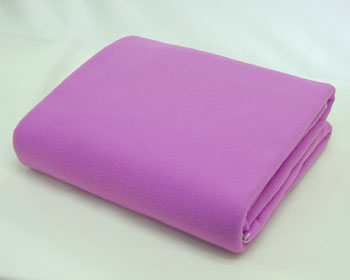 ผ้าห่มขนแกะ Fuchsia Pink
