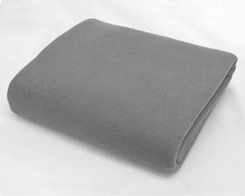 ผ้าห่มขนแกะ Grey