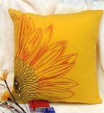 หมอนอิง 11 Sunflower Embroidered