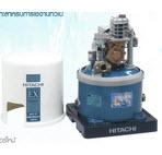ปั๊มน้ำอัตโนมัติแบบมีถัง Hitachi รุ่น WT-P250GP