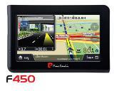 เครื่องจีพีเอส PIERRE CARDIN GPS F450