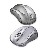 เมาส์ Microsoft Wireless Notebook Laser Mouse 6000