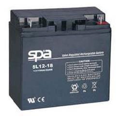 แบตเตอรี่ Sealed Rechargable Battery รุ่น SL12-18