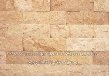 หินอ่อนทราวาทีนกระแทกหน้า SH 003
